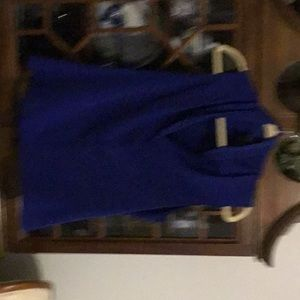 Ann Taylor Blue Top